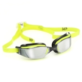 Aquasphere MP XCEED Goggles Unisex Yellow Black/Mirror