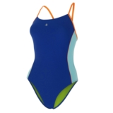 Aquasphere Orla Swimsuit Youth Royal Blue/Blue