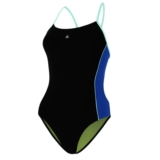 Aquasphere Orla Swimsuit Youth Black/Royal Blue