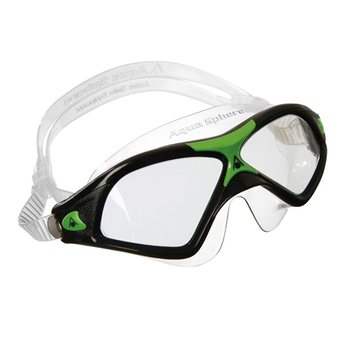 Aquasphere Seal XP2 Unisex Clear Lens/Black/Green