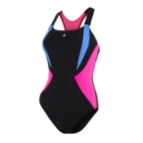 Aquasphere Siskin One Piece Women's Black/Dark Pink