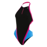 Aquasphere Stella Swimsuit Women's Black/Pink