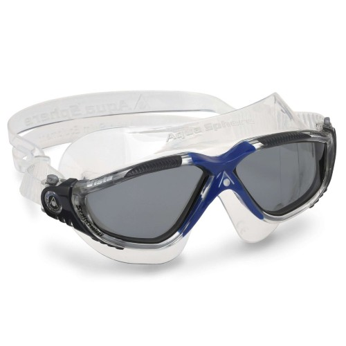 Aquasphere Vista Smoke Unisex Clear/Grey/Blue