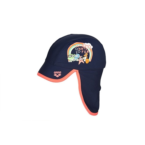 Arena Awt Kids Cap Kid's Navy-Shiny Pink