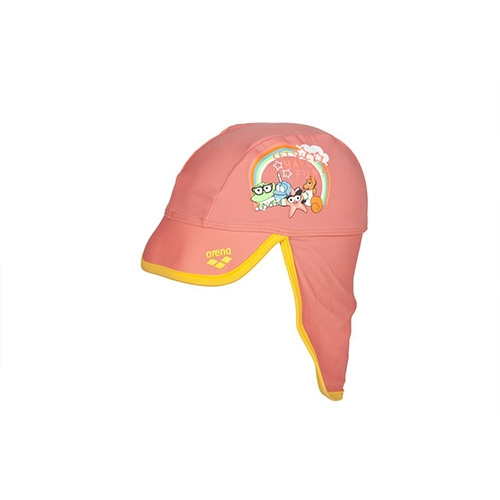 Arena Awt Kids Cap Kid's Pale Rose-Lily Yellow
