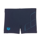Arena Boys Barn JR Short Youth Navy/Turquoise