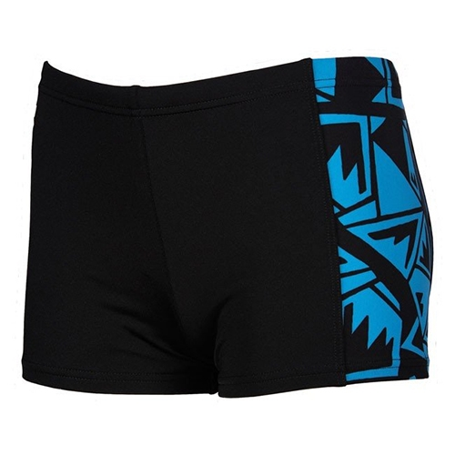 Arena Boys Fenrir JR Short Youth Black/Turqoise