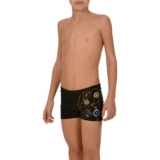 Arena Boys Jumping JR Short Youth Black/White