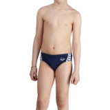Arena Boys Sarring Youth Youth Navy/Silver/White