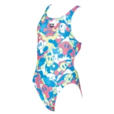 Arena Camo Kun Jr Swim Tech Kid's Royal