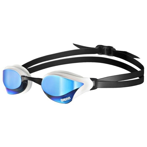 Arena Cobra Core Mirror Unisex Blue/White