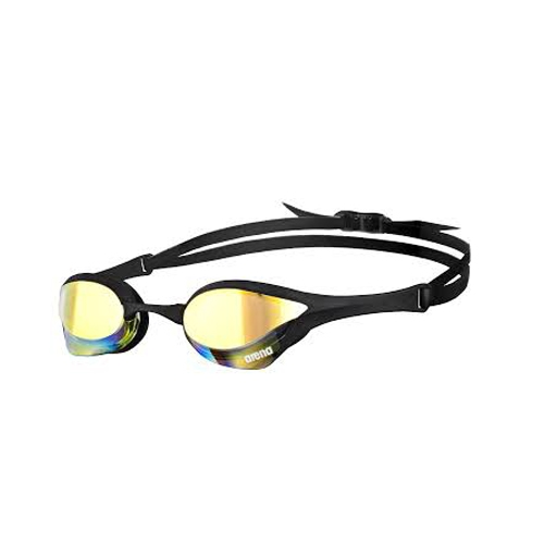 Arena Cobra Ultra Mirror Unisex Yellow Revo/Black/Black