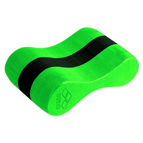 Arena Freeflow Pullbuoy Acid Lime/Black