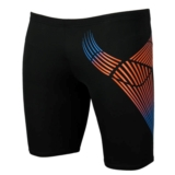 Arena Halley Jammer Men's Black/Pix Blue