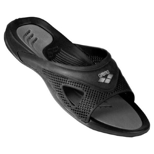 Arena Hydrofit Hook Sandals Men's Black/Anthracite