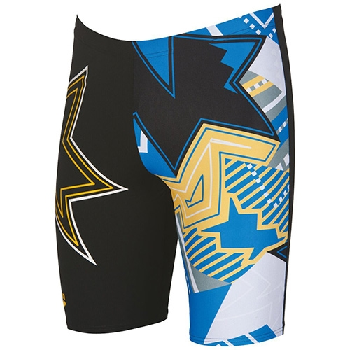 Arena Lightshow Jammer Men's Black-Multi