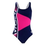 Arena Margas Swimsuit Women's Navy/Rose/White