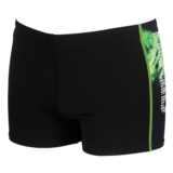 Arena Mop Short Men's Black/Leaf