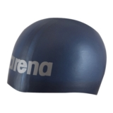 Arena Moulded Silicone Cap Unisex Navy