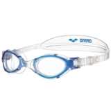 Arena Nemesis Crystal Large Unisex Cler/Clear/Blue