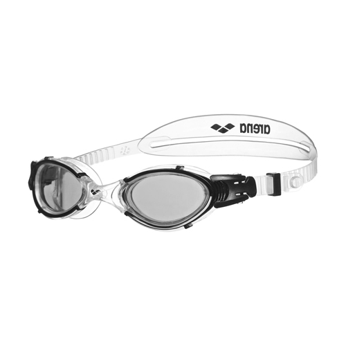 Arena Nemesis Goggles Women's Smoke/Clear/Black