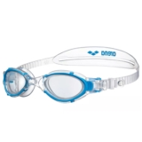 Arena Nemesis Goggles Women's Clear/Clear/Light Blue