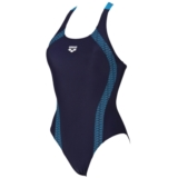Arena Rain One Piece L Women's Navy/Turquoise