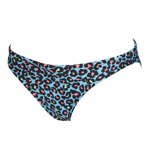 Arena Real Brief Women's Turquoise Multi