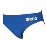 Arena Solid Brief Men's Royal/White