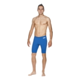 Arena Solid Jammer Men's Royal/White