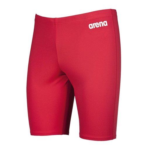Arena Solid Jammer Men's Red/White