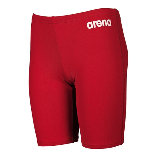 Arena Solid Jr Jammer Kid's Red/White