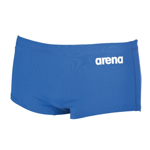 Arena Solid Short Men's Royal/White