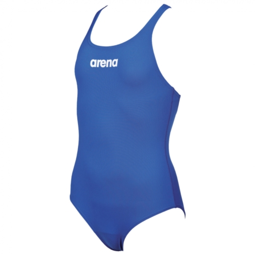 Arena Solid Swim Pro Jr Kid's Royal/White