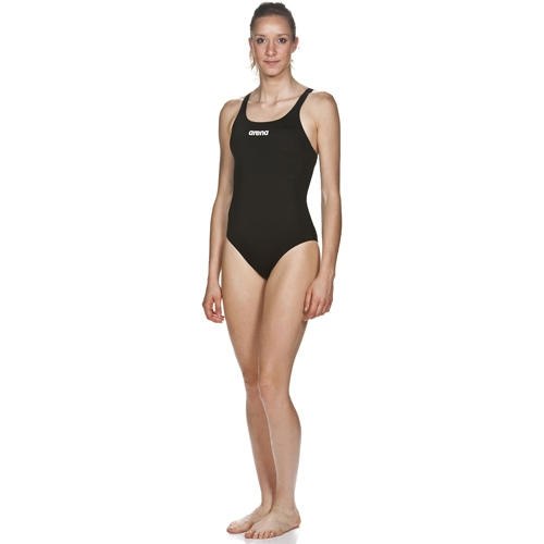 Arena Solid Swim Pro L Women's Black/White