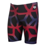 Arena Spider Jammer Men's Black/Red