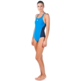 Arena Squall One Piece Women's Pix Blue/Navy White