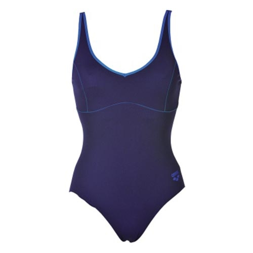 Arena Tania Clip Back Women's Navy/Pix Blue