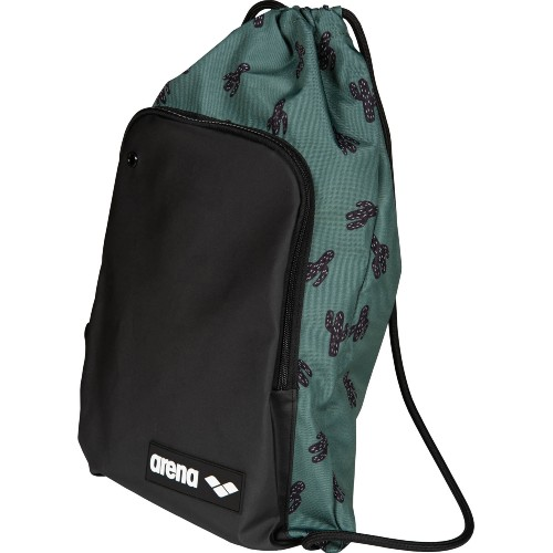Arena Team Sack Allover Unisex Cactus