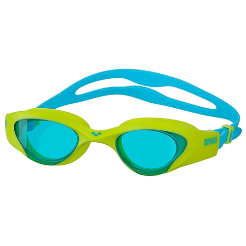 Arena The One Junior Kid's Light Blue/Lime/Blue
