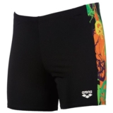 Arena Underwater Mid Jammer Men's Black/Plum