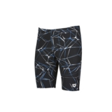 Arena Water Jammer Men's Black-Gey