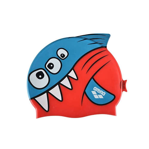 Arena-AWT-Unisex-Fish-Cap Kid's Red