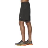 "Asics 2-N-1 7"" Short Men's Performance Black"