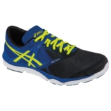 Asics 33-DFA Men's Blue/Yellow/Black