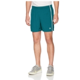 "Asics 5"" Short Men's Blue Steel Heather"