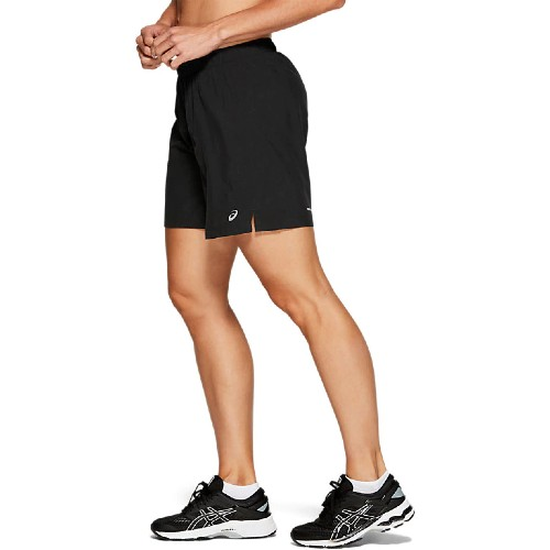 "Asics 7"" Short Women's Performance Black"
