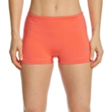 Asics Booty Short Women's Coralicious/Mid Grey