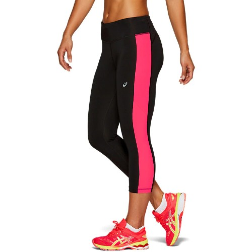 Asics Capri Tight Women's Black/Laser Pink