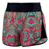 Asics Cleo Pop Short Women's Geotribal Print
